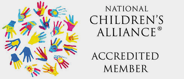 National Children's Alliance(R) Accredited Member